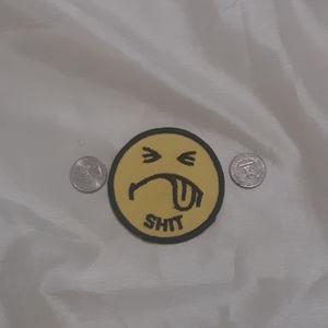 4 for 20 emoji  patch